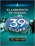 THE 39 CLUES 1: EL LABERINTO DE HUESOS