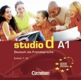 Studio D A1 Teilband 2 Audio-CD