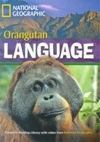 FOOTPRINT READERS LIBRARY Level 1600 - ORANGUTAN LANGUAGE + MultiDVD Pack
