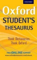 OXFORD STUDENT´S THESAURUS