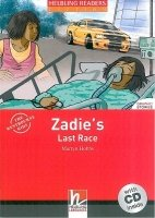 HELBLING READERS FICTION LEVEL 3 RED LINE - ZADIE´S LAST RACE + AUDIO CD PACK
