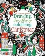 DRAW DOODLING COLOUR CHRISTMAS