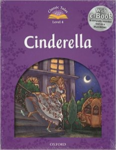 CLASSIC TALES Second Edition LEVEL 4 CINDERELLA + AUDIO CD PACK