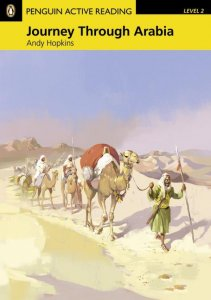 Penguin Active Reading 2 Journey Through Arabia Reader and M-ROM Pack