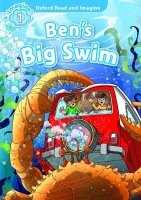 OXFORD READ AND IMAGINE Level 1: BEN´S BIG SWIM with AUDIO CD PACK