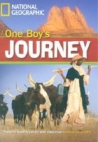 FOOTPRINT READERS LIBRARY Level 1300 - ONE BOY´S JOURNEY + MultiDVD Pack