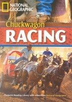 FOOTPRINT READERS LIBRARY Level 1900 - CHUCKWAGON RACING + MultiDVD Pack