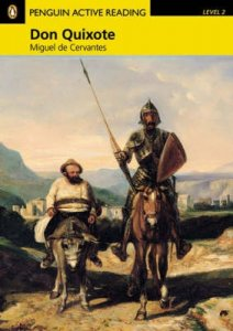 Don Quixote Book and CD-ROM Pack - Level 2