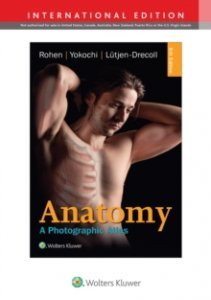 Anatomy: Photographic Atlas, Rohen, Yokochi, 8th ed