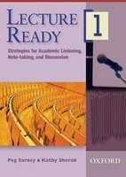 LECTURE READY 1 DVD