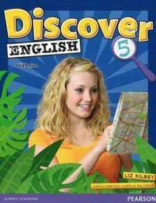 Discover English 5 - Student´s Book CZ Edition