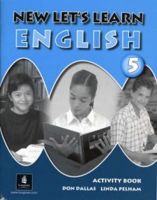 New Let's Learn English Activity Book 5