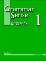 GRAMMAR SENSE 1 WORKBOOK