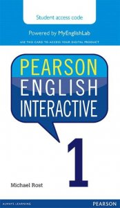 Pearson English Interactive 1 Online American English (Access Card)