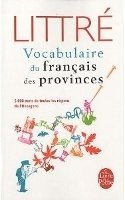 VOCABULAIRE DU FRANCAIS DES PROVINCES