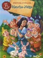 Histoires a coller: Blanche-Neige