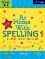 AT HOME WITH SPELLING 1 (Age 5-7)