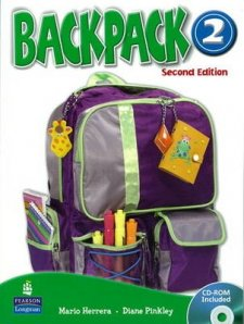 Backpack 2nd Edition 2 Workbook with Audio CD - 2nd Revised edition