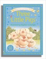 The Three Little Pigs (Usborne Sticker Stories)