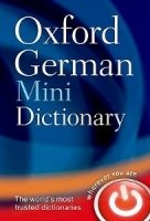 OXFORD GERMAN MINIDICTIONARY 5th Edition Revised