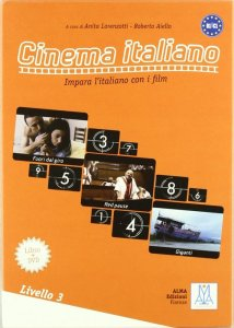 Cinema Italiano Livello 3 Libro+DVD
