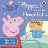 PEPPA PIG GOES TO HOSPITAL FIRST BOARD STORYBOOK