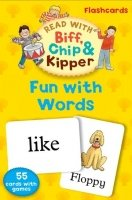 READ WITH BIFF, CHIP & KIPPER FUN WITH WORDS FLASHCARDS (Oxford Reading Tree)