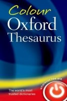 COLOUR OXFORD THESAURUS 3rd Edition Revised