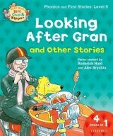 STAGE 5 READ WITH BIF, CHIP AND KIPPER PHONICS a FIRST STORIES: LOOKING AFTER (Oxford reading Tree)
