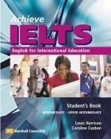 ACHIEVE IELTS INTERMEDIATE to UPPER INTERMEDIATE LEVEL STUDENT´S BOOK