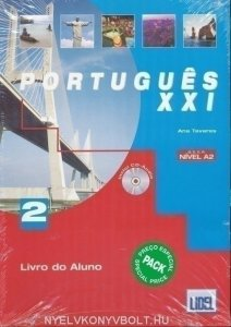 PORTUGUES XXI 2 LIVRO DO ALUNO + CUADERNO DE EXERCICIOS + AUDIO CD