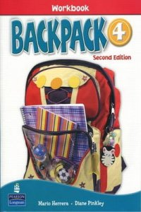 Backpack 4 Workbook with Audio CD - 2nd Revised edition