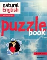 NATURAL ENGLISH INTERMEDIATE PUZZLE BOOK
