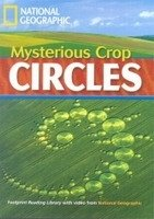 FOOTPRINT READERS LIBRARY Level 1900 - MYSTERIOUS CROP CIRCLES + MultiDVD Pack