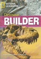 FOOTPRINT READERS LIBRARY Level 2600 - DINOSAUR BUILDER + MultiDVD Pack