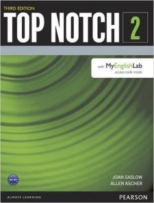 Top Notch Third Edition 2 Student Book with MyEnglishLab