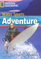 FOOTPRINT READERS LIBRARY Level 1000 - WATER SPORTS ADVENTURES + MultiDVD Pack