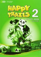 HAPPY TRAILS 2 ACTIVITY BOOK