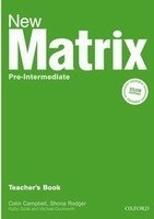 NEW MATRIX PRE-INTERMEDIATE TEACHER´S BOOK
