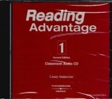 READING ADVANTAGE Second Edition 1 CLASS AUDIO CDs /2/