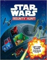 Star Wars Bounty Hunt: Lift the Flap