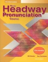 NEW HEADWAY PRE-INTERMEDIATE PRONUNCIATION COURSE PACK