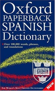 OXFORD PAPERBACK SPANISH DICTIONARY