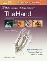 Master Techniques in Orthopaedic Surgery: The Hand, 3rd Ed.
