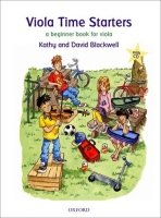VIOLA TIME STARTERS with AUDIO CD