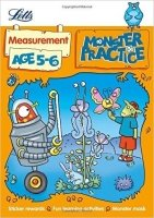 Measurement Age 5-6 (Letts Monster Practice)