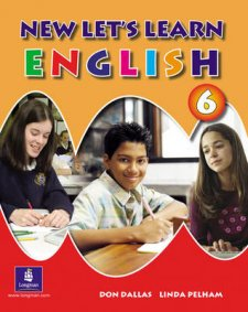 New Let's Learn English 6 - Students Book