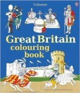 Great Britain Colouring Book
