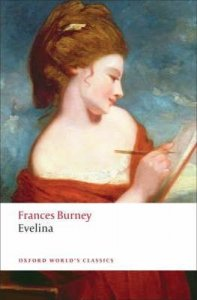 EVELINA (Oxford World´s Classics New Edition)