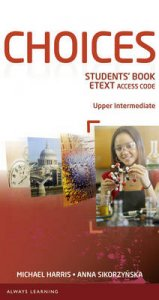 Choices Upper Intermediate eText Students Book Access Card
